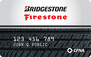 Bridgestone Firestone card