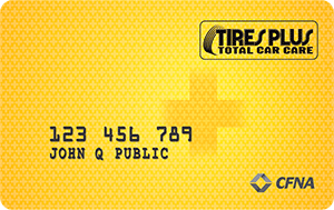 Tires Plus Total Car Care, Tires Plus Credit First National Association, Tires Plus Total Car Care